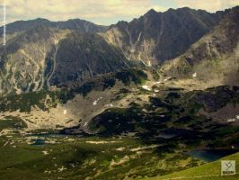 Tatras' view by animisiewaz