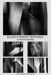 #2 Black And White Texture Pack. by Walkinghues