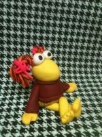 Red Fraggle by StariaChiba