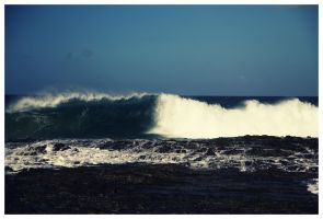 Big waves at Snappers by babylon6