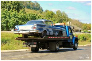 Rescued 1958 Chevy Bel-Air by TheMan268