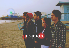 paramore. by crushmyself