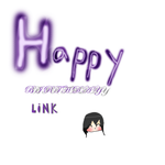 HAPPY BIRTHAY LINK :D by dode-CM