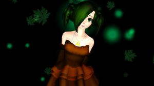 MMD Newcomer - Anna The Nature Girl by TwilightAngelTM