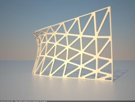 Parametric Truss by invictuzz688