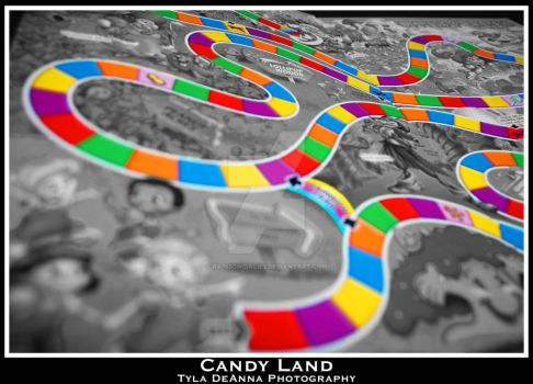 Candy Land by RaiNb0wGiRliE2