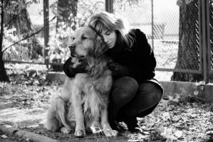 my dog and me by nocwsukience