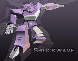 Shockwave by LONEOLD