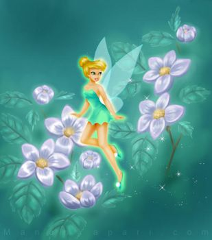 Tinker Bell by manony