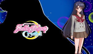 Sailor Moon Crystal Rei Wallpaper by Wizplace