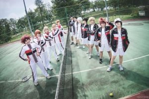 The Prince of Tennis , U-17 Training Camp by shu-nyuu91