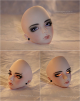 Macchiato: SoulDoll Might Face Up by RetroSpectiive