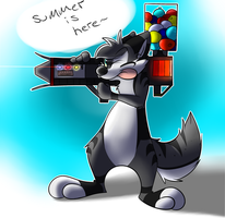 =Summer= by TheEnthusiasticWolf