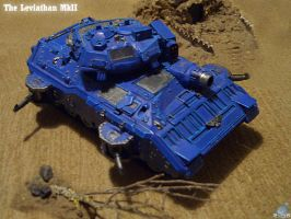 The Leviathan Mk II by Proiteus
