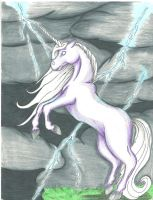 A Stormy Violet by kitathehalfblood
