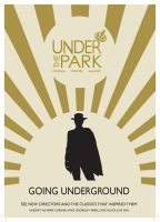 Under the Park Cinema Poster 7 by Gryffin-Tattoo