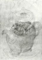 teapot by muymuy