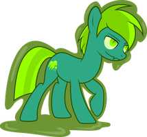 Slime Pony by DayDreamSyndrom