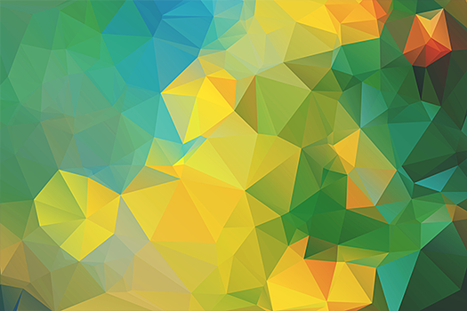 Free Polygonal / Low Poly Background Texture #10 by RoundedHexagon