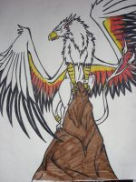 Bad Color Griffin by Revie6661