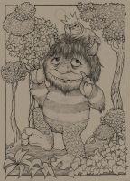 Where the wild things are by Ultravioletlights