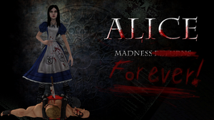 Alice Madness Forever by GBetch