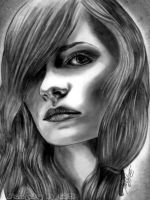 Mischa Barton by toxicblood