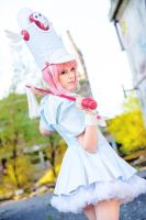 Cosplay Nonon Jakuzure from Kill la Kill by MahoCosplay