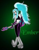 It's Ember by crimsonbro
