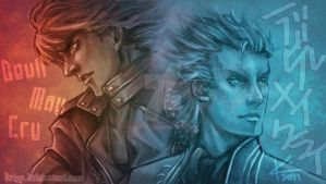 :Sons of Sparda: by Krizy