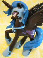 Custom Nightmare Moon 2 by thelovecat