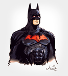 Batman by thefasman22