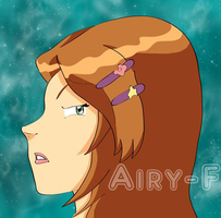 Annoyed by Airy-F