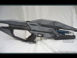 Mass Effect 3 unkown gun real by CpCody