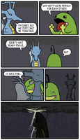 Politoed's Drizzle by Immer
