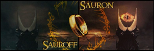 Sauron-Sauroff by stagyika