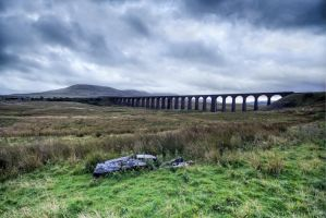 Ribblehead viaduct by CharmingPhotography