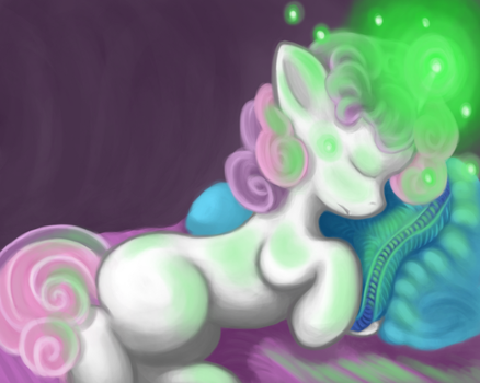 Sleepy sweetie by Dread555