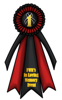 FWR ILME 1st Place Ribbon by evil-firewolf