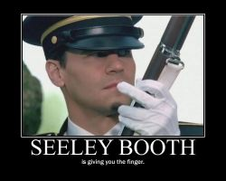 Seeley Booth is... by remijones