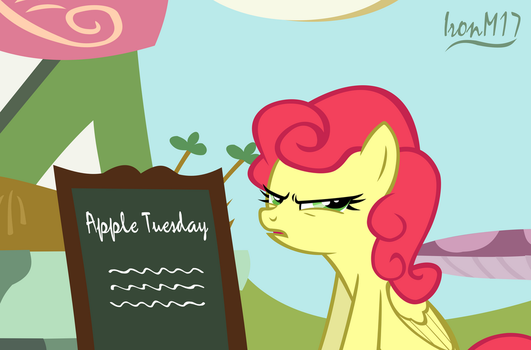 Apple Tuesday by IronM17
