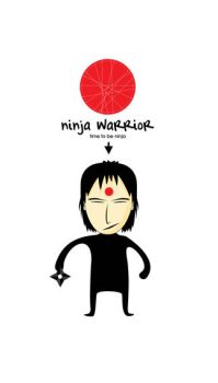 ninja warrior by griaf