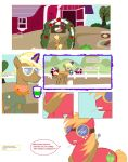 Breaking Traditions .:Page 1:. by oXz-A-n-KXo