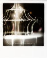 The little shabby chic lampshade... by bindii