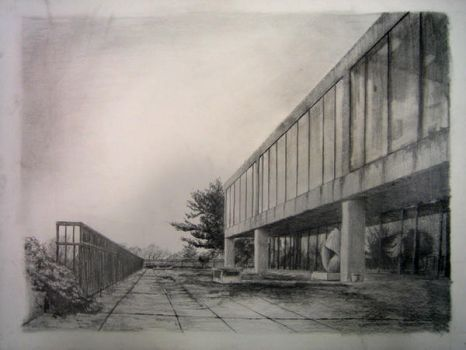 Art Building: Day by DSil