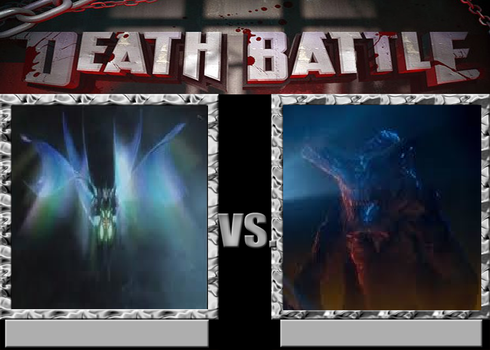 Death Battle: Irys Vs Slattern by redgriffin22