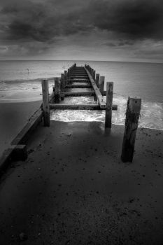 Pier Darkness by Waffle--House