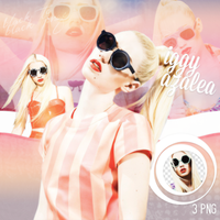 PNG Pack(273) Iggy Azalea by BeautyForeverr