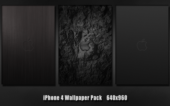 iPhone 4 Wallpaper Pack by GiggsyBest