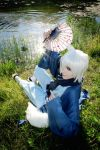 Tomoe Kamisama: Are You Lady? XD by palecardinal